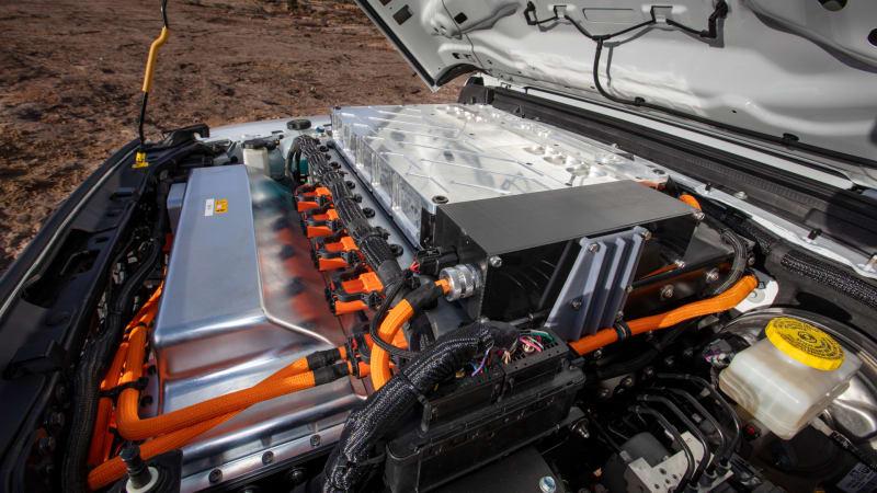 Jeep Magneto BEV motor