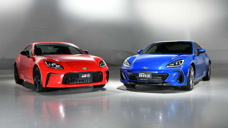 Toyota 86, Subaru BRZ stay the course ... that's OK.