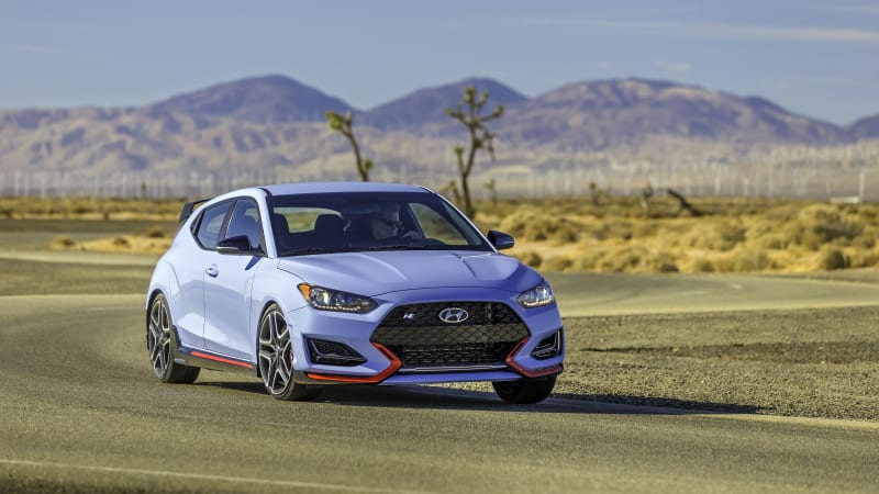2021 Hyundai Veloster N DCT First Drive Review | Your lap record awaits