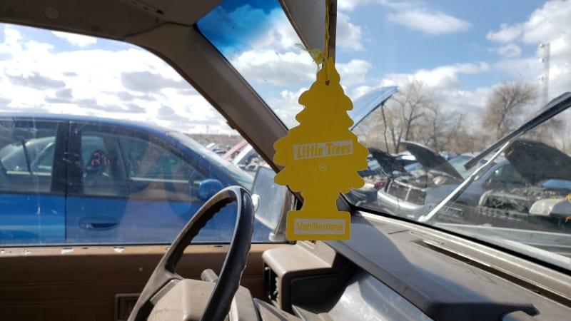 17 1987 Dodge Ram 50 in Colorado junkyard photo by Murilee Martin