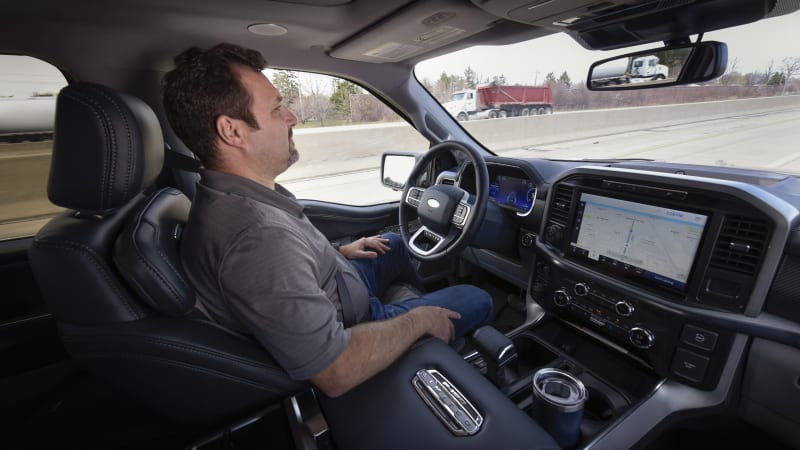 Ford to roll out 'BlueCruise' hands-free driving system in 2021