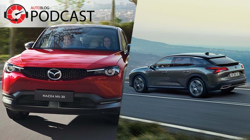 An electric Mazda, the driver's Porsche Panamera and an intriguing Citroen | Autoblog Podcast #674