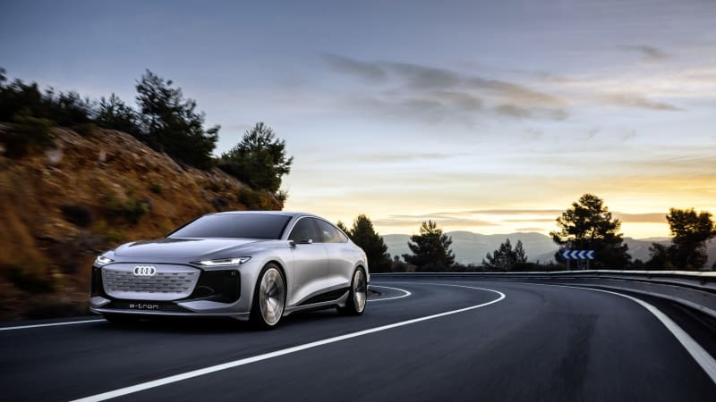 Audi s EV expansion will steer it into new segments, out of old ones