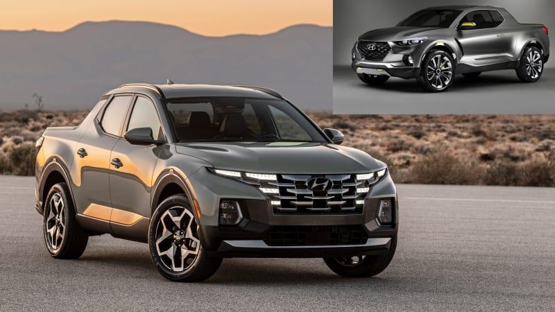 Hyundai Santa Cruz: how the design evolved from concept to production