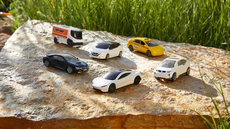 Even Matchbox is going fully green by 2030