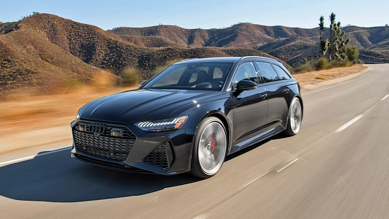 Audi finally brought the RS 6 Avant to the States; here s your last chance to win one