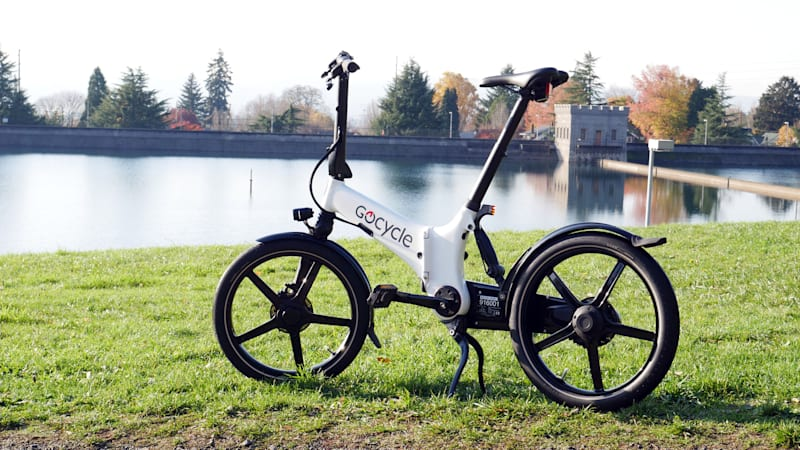 GoCycle Fold-Up Electric Bike Review | A commuting alternative