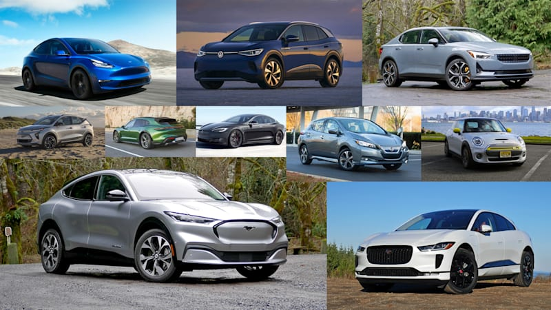 11 Best Electric Cars and Crossovers | Our top choices in three price segments