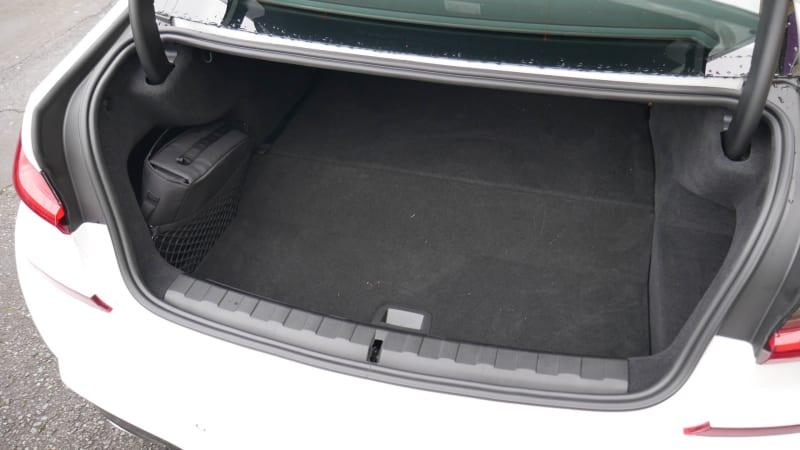 2021 BMW 330e trunk low1