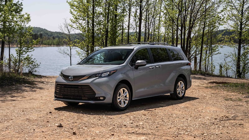 2022 Toyota Sienna Woodland Edition is the lifted, AWD minivan of your dreams