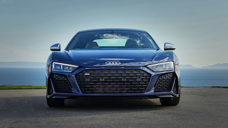 Audi only made 15 of these limited edition R8 V10s and you can win one here