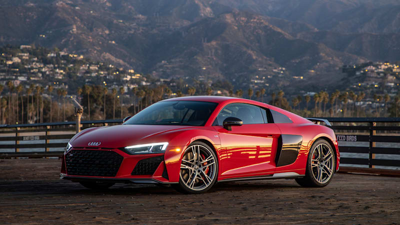 Rear-drive 2022 Audi R8 makes more power, other RS cars get new features
