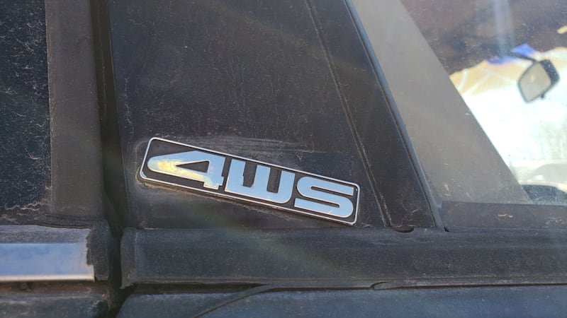03 1989 Honda Prelude Si 4WS in Colorado junkyard photo by Murilee Martin