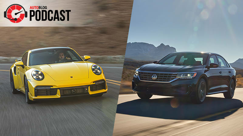 Porsche 911 Turbo, big sedans and a hot Hyundai crossover | Autoblog Podcast #676