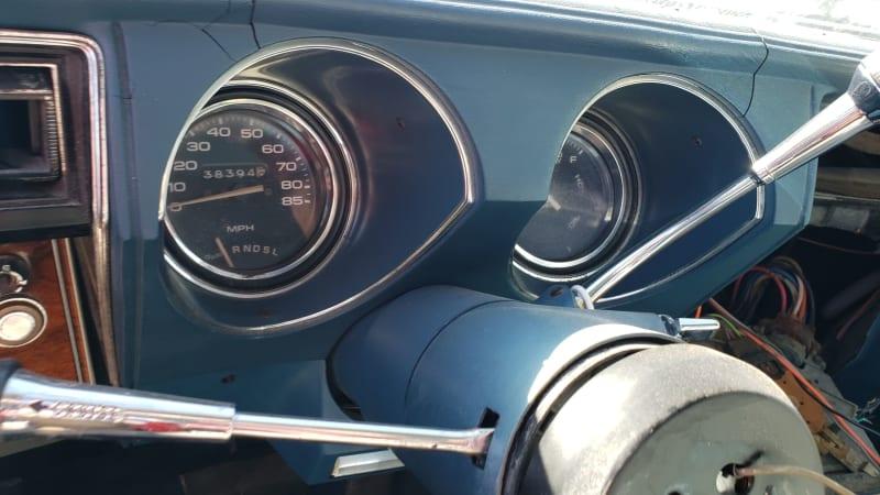 17 1977 Oldsmobile Cutlass Supreme in Colorado junkyard photo by Murilee Martin