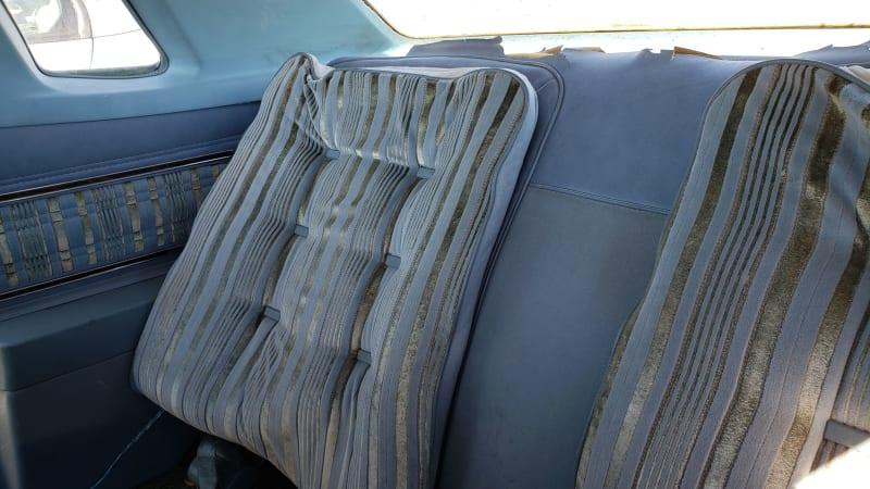 26 1977 Oldsmobile Cutlass Supreme in Colorado junkyard photo by Murilee Martin