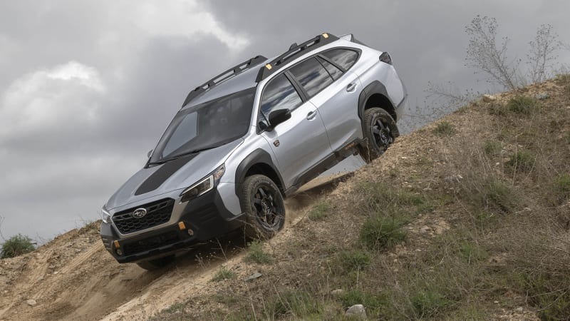 2022 Subaru Outback Wilderness First Drive   Refined ruggedness