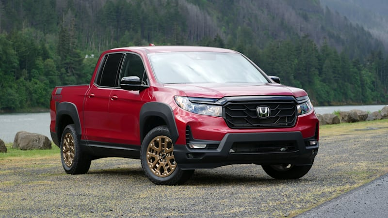 2021 Honda Ridgeline Review | Looks like a duck, is actually a goose