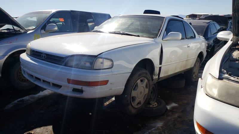 Junkyard Gem: 1994 Toyota Camry Coupe