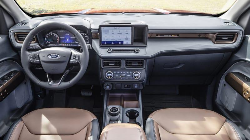 Ford Maverick 2L EcoBoost AWD Lariat 13