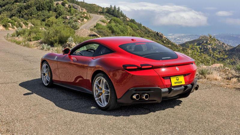 Dies ist Ihre letzte Chance, einen Ferrari Roma 2021 im Wert von fast 300.000 € zu gewinnen.