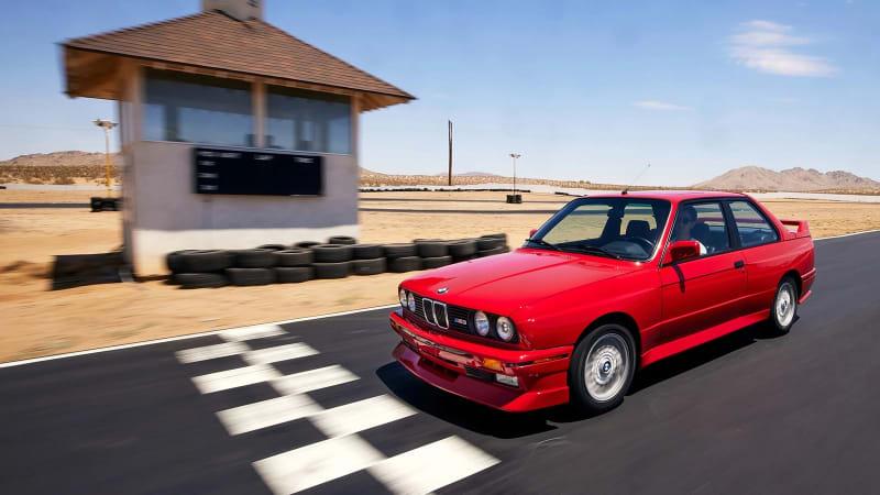 Der BMW M3 der ersten Generation ist eine automobile Ikone, und Sie können ihn hier gewinnen€