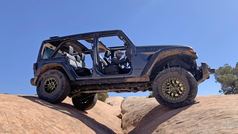 2022 Jeep Wrangler Überprüfung   Was ist neu, Preise, Größe, mpg€
