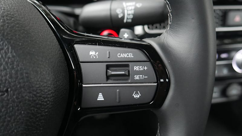 2022 Honda Civic Sport wheel cruise controls