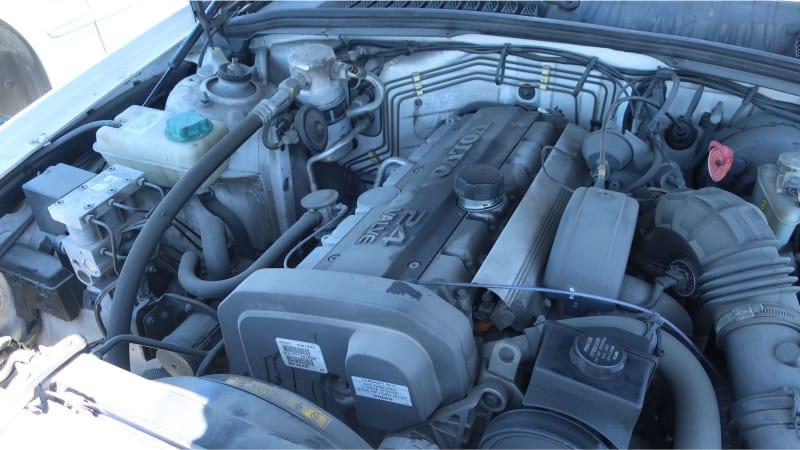 12 1997 Volvo V90 in California junkyard photo by Murilee Martin
