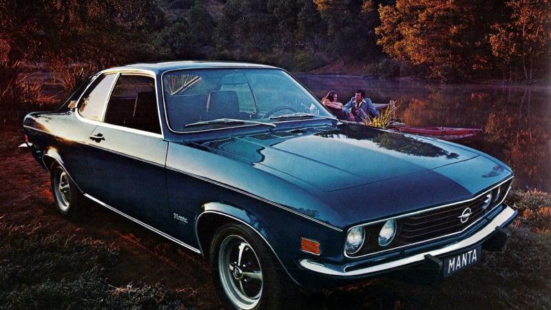 Hot Wheels wählt einen Opel Manta von 1975 zum Finalisten der Legends Tour