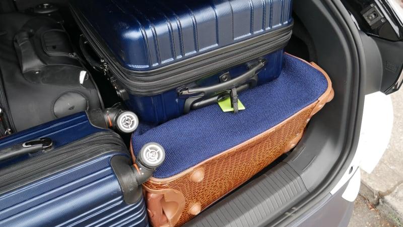 2021 Volkswagen ID.4 Luggage Test