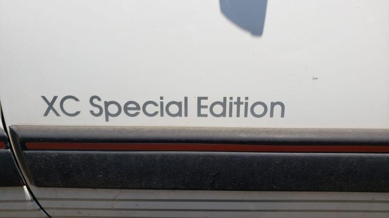 Schrottplatzjuwel: 1990 Oldsmobile Cutlass Ciera XC Edition Sedan€