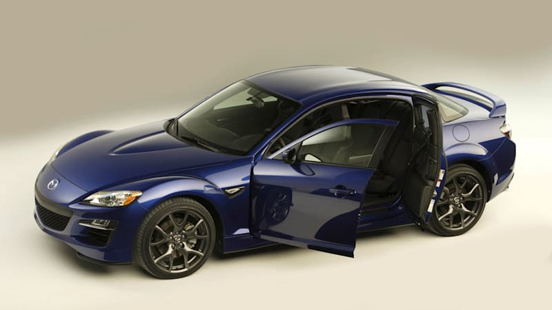 2004-2011 Mazda RX-8   Gebrauchtfahrzeug Spotlight€