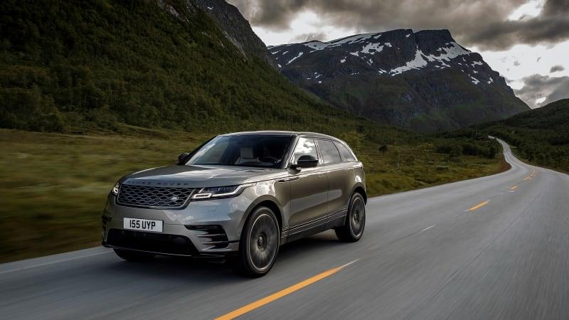 Gewinnen Sie einen Range Rover Velar und das Haus (und die Garage), in dem er untergebracht ist€