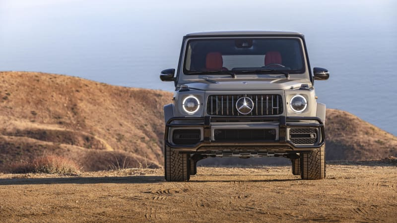 Gewinnen Sie einen Mercedes AMG G 63, einen der luxuriösesten Geländewagen, die je gebaut wurden€