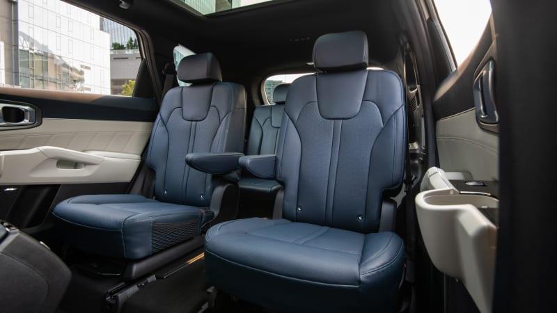 2022 Kia Sorento Testbericht | Der alternative dreireihige SUV€