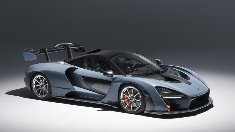 McLaren hybrid tech will create one of the quickest cars in the world