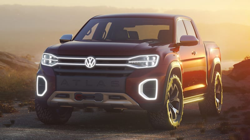 Volkswagen Of America >> Volkswagen Plans More Suvs Crossovers And Potentially A