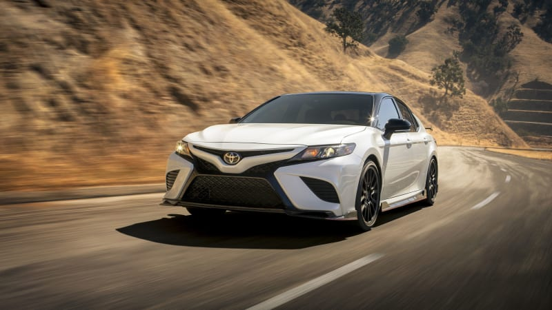 2020 Toyota Camry TRD will start at $31,995