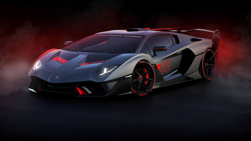 Lamborghini Considering 2021 Le Mans Entry In Hypercar Category Autoblog