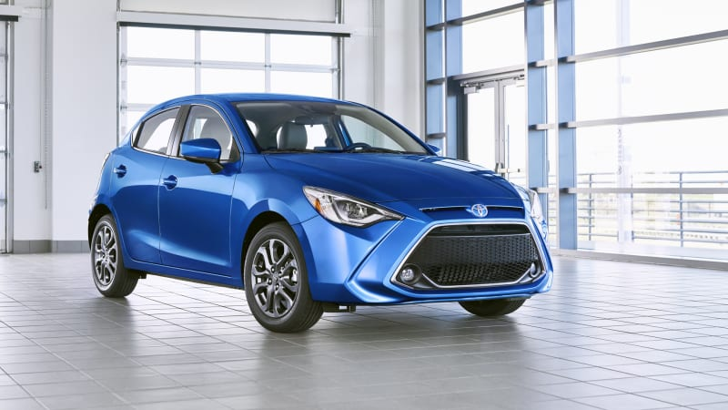 Toyota Yaris dead in the U.S. after 2020