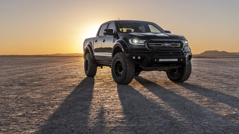 Hennessey VelociRaptor Ranger First Drive | Not so big, but bad and boosted