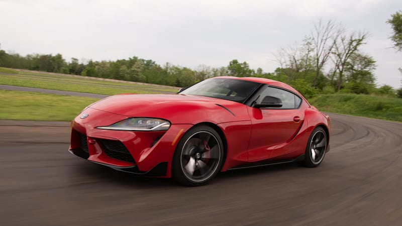 Toyota Supra, Rolls-Royces, dozens of BMWs recalled for backup camera issue