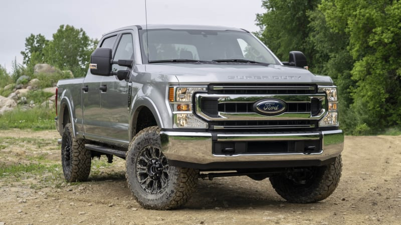 2017 Ford F250 Diesel Mpg >> Ford Super Duty 7 3 Liter V8 Specs Revealed Autoblog