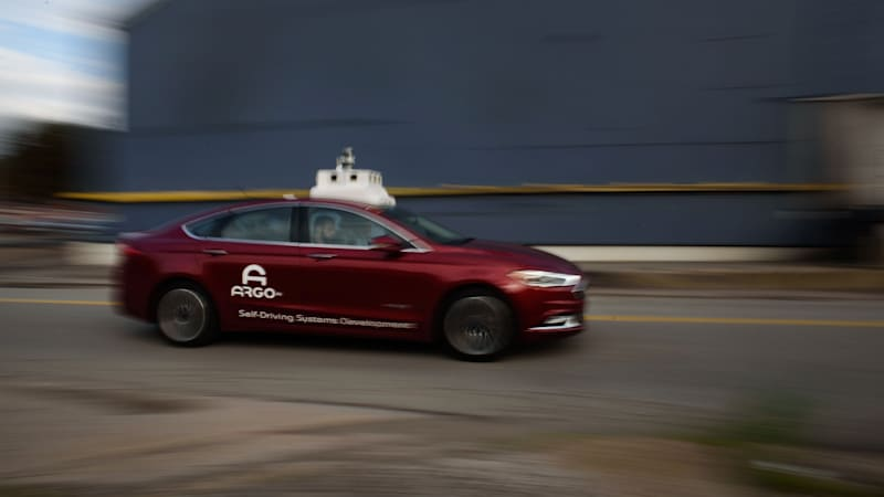 Ford, VW reportedly near agreement on self-driving partnership