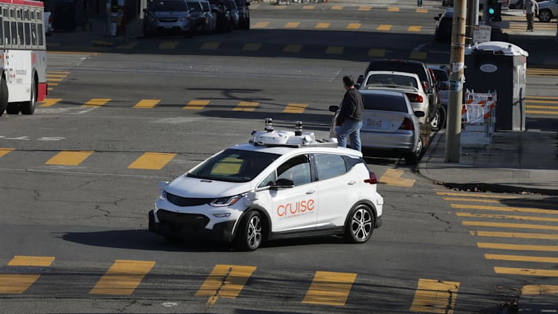 U.S. exempts self-driving vehicles from some crash standards