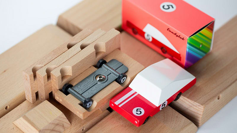 CandyLab Toys is rethinking the diecast car with ... wood