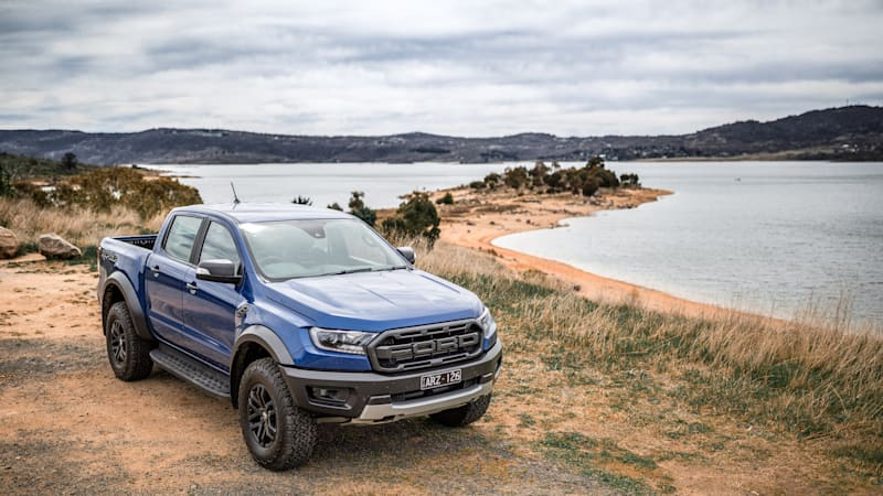 Videos Of The 2019 Ford Ranger Raptor In Australia Autoblog