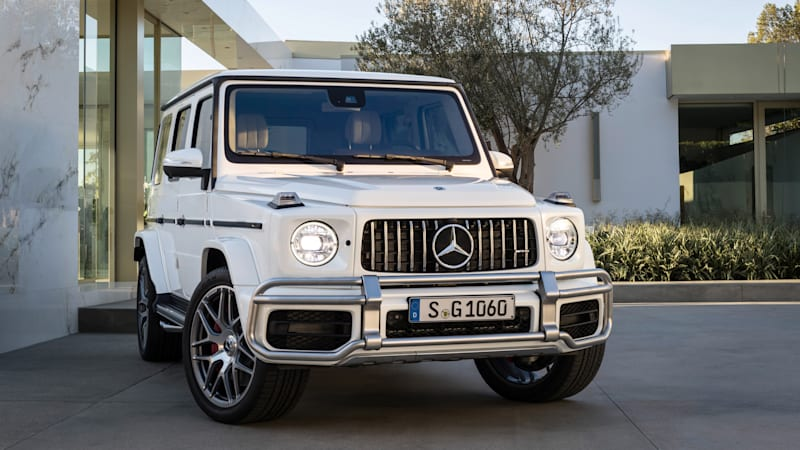 Mercedes Amg Launched The 2019 G Cl As A More Luxurious Efficient Ful And Capable Version Of Model That Came Before It