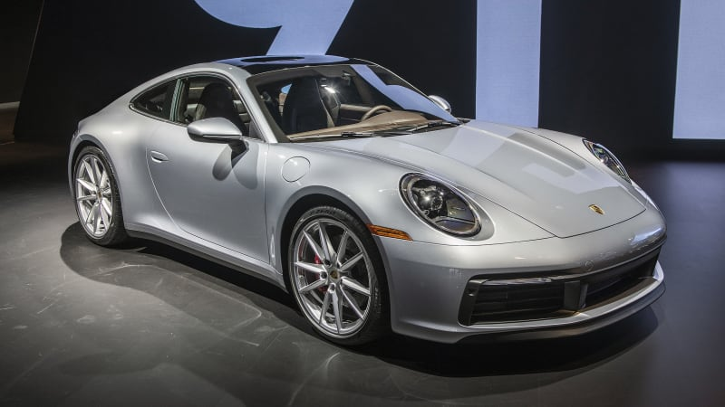 Here's how Porsche plans to electrify the 911